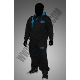 Black And Blue Muslim By Choice Tracksuit