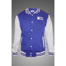 Blue Muslim By choice Baseball Jacket