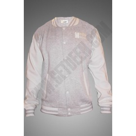 Grey And White Muslim By Choice jacket