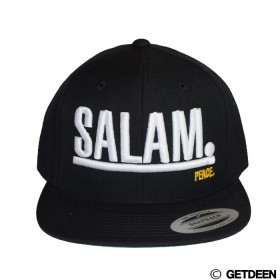 Salam Snapback In White
