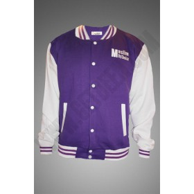 Purple and White Muslim By Choice jacket